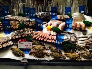 バンコク魚売り場