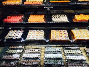 巻寿司ショーケース1