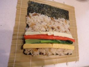 巻寿司大使おおかわ1